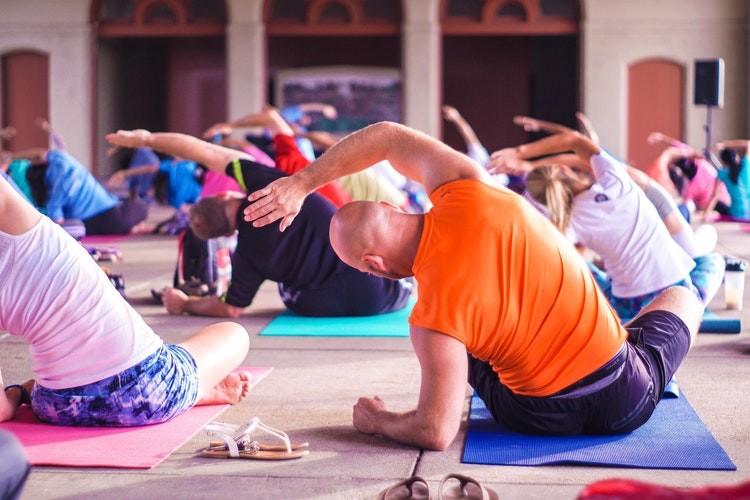 cours yoga senior