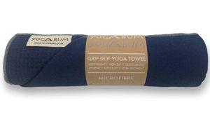 serviette yoga classique antidérapante