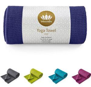 serviette yoga sechage rapide