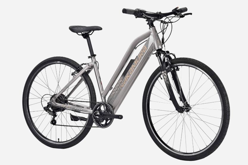 Vélo électrique E-Fit 50 GRIS