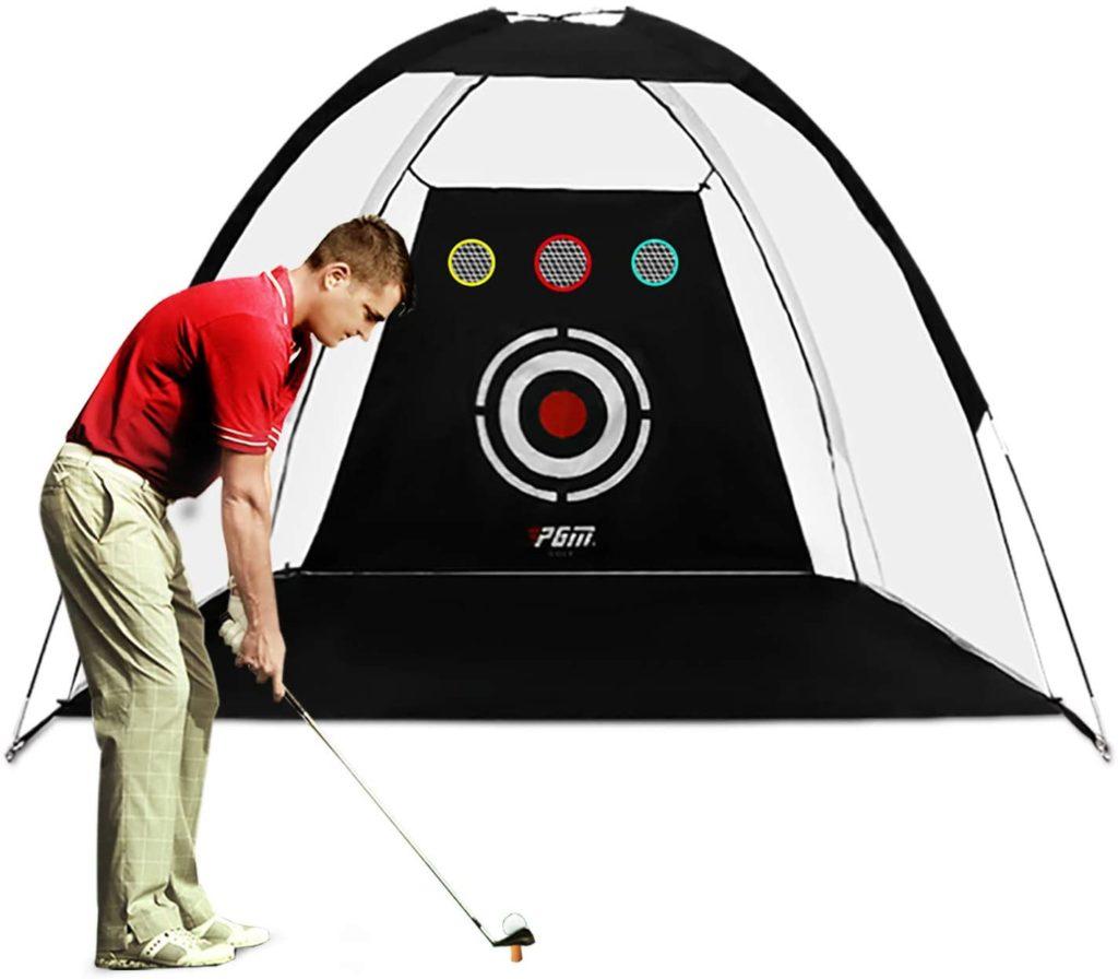 filet entrainement golf