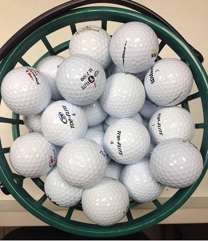 lot balles de golf
