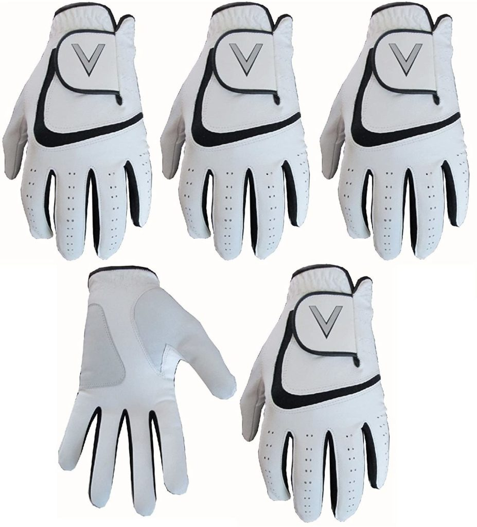 pack gants de golf